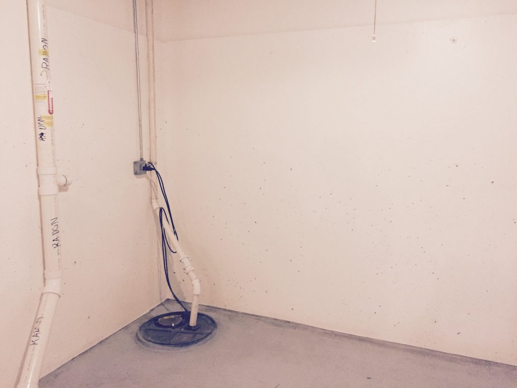 painting basement wallsPainting Basement Walls with Mold and MildewProof Paint in