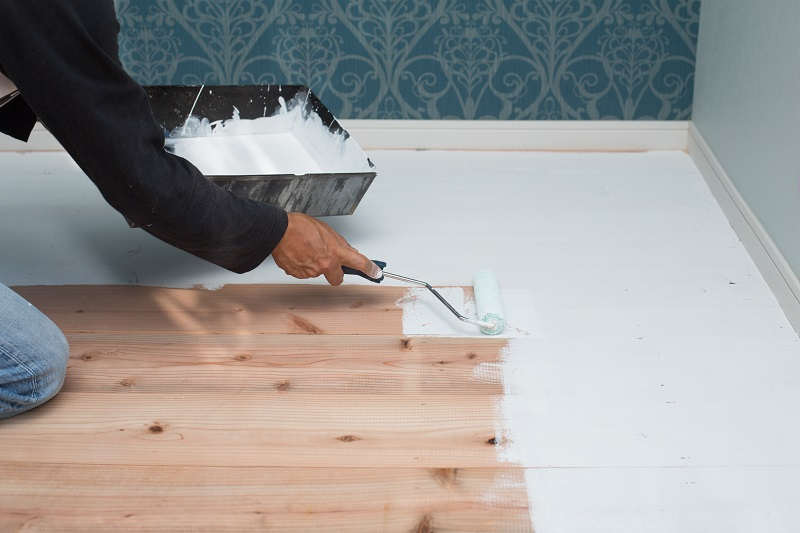 Should I Paint My Floors? 5 Things to Know About Interior Floor ...
