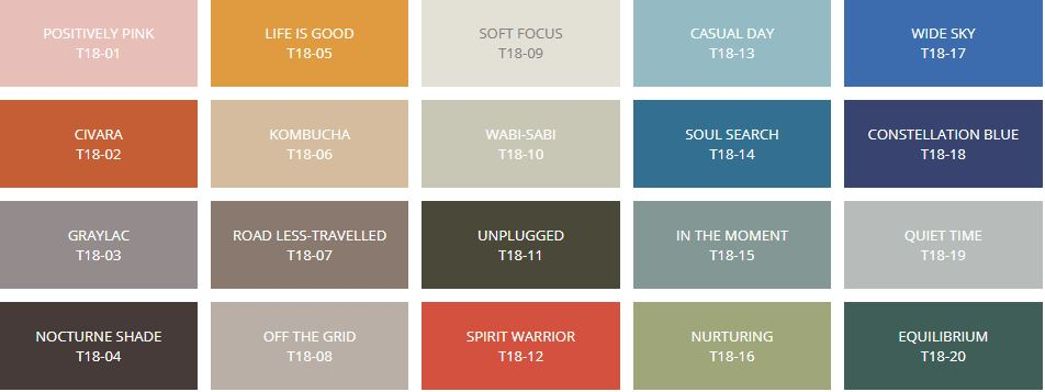 top 3 interior paint color options for 2018 jalapeno paint werx il