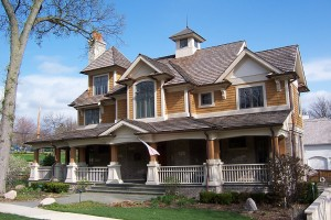 Hinsdale Home Exterior